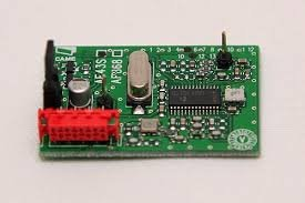 CAME AF43S Plug-in Radio Card 433.9MHz