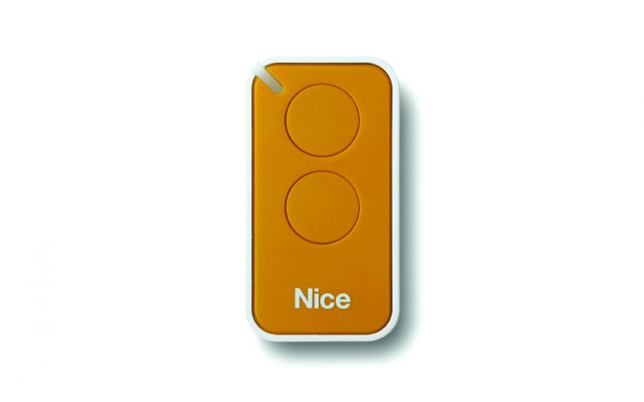 Nice Inti 2 - Yellow | Gate and garage door remote