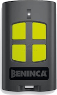 Beninca To Go 4VA Gate Remote