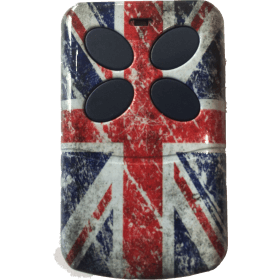 Union Jack ArtMatic Remote