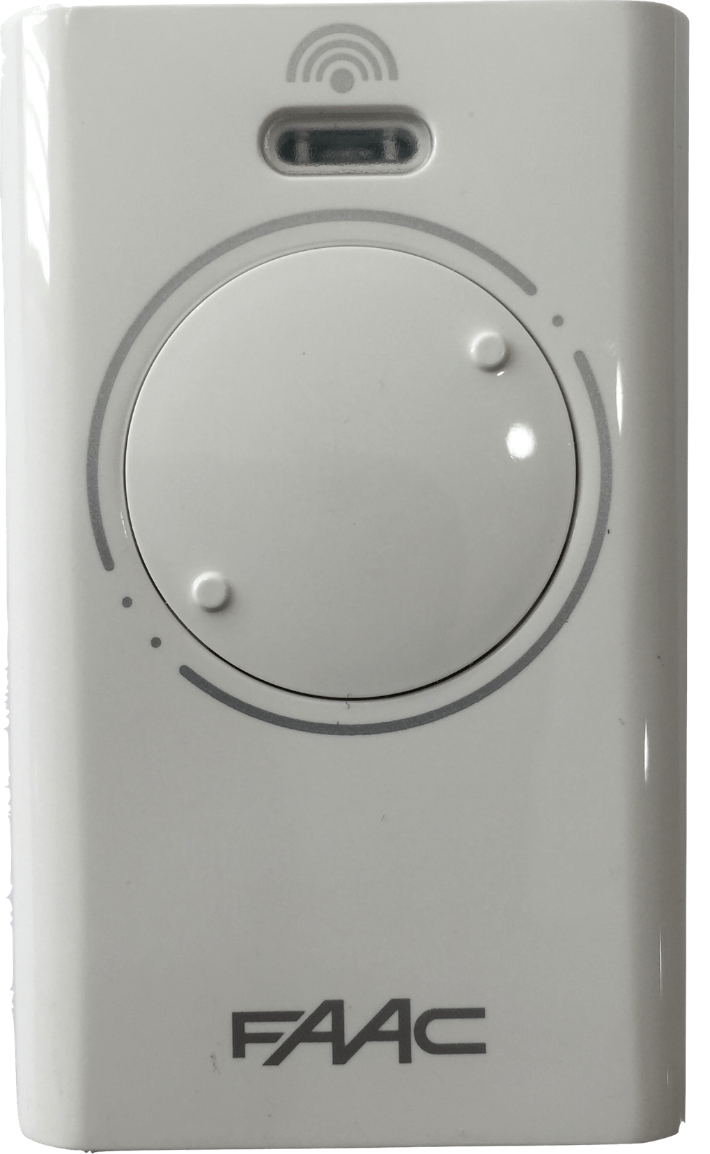 Faac XT2 433SLH LR - White | Gate and garage door remote