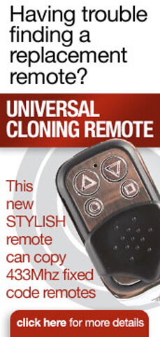 Universal Cloning Remote